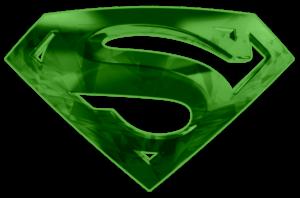 green_kryptonite_shield KC KRYPOTONITE